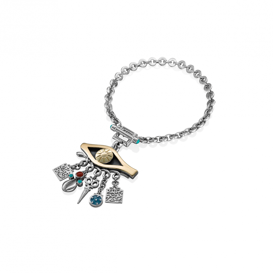 The Evil Eye Talisman Bracelet