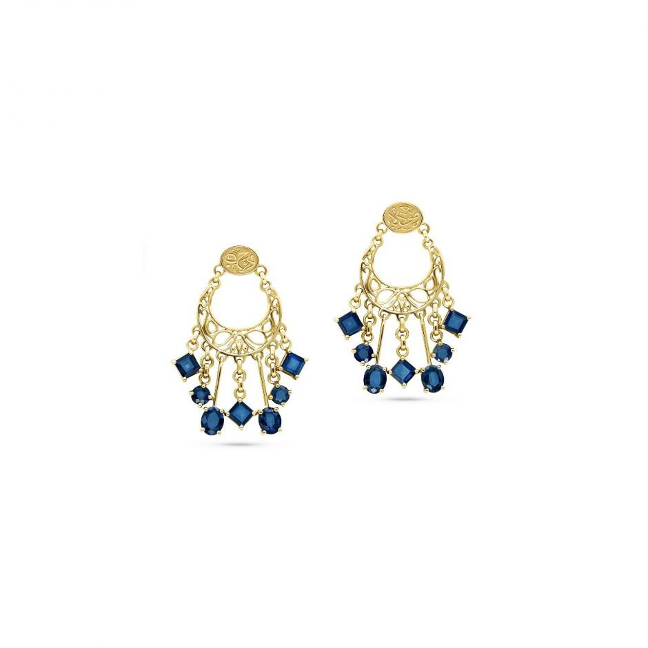 Falahy Stone Earrings