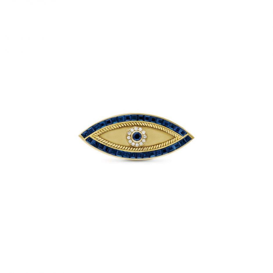 Eye Brooch