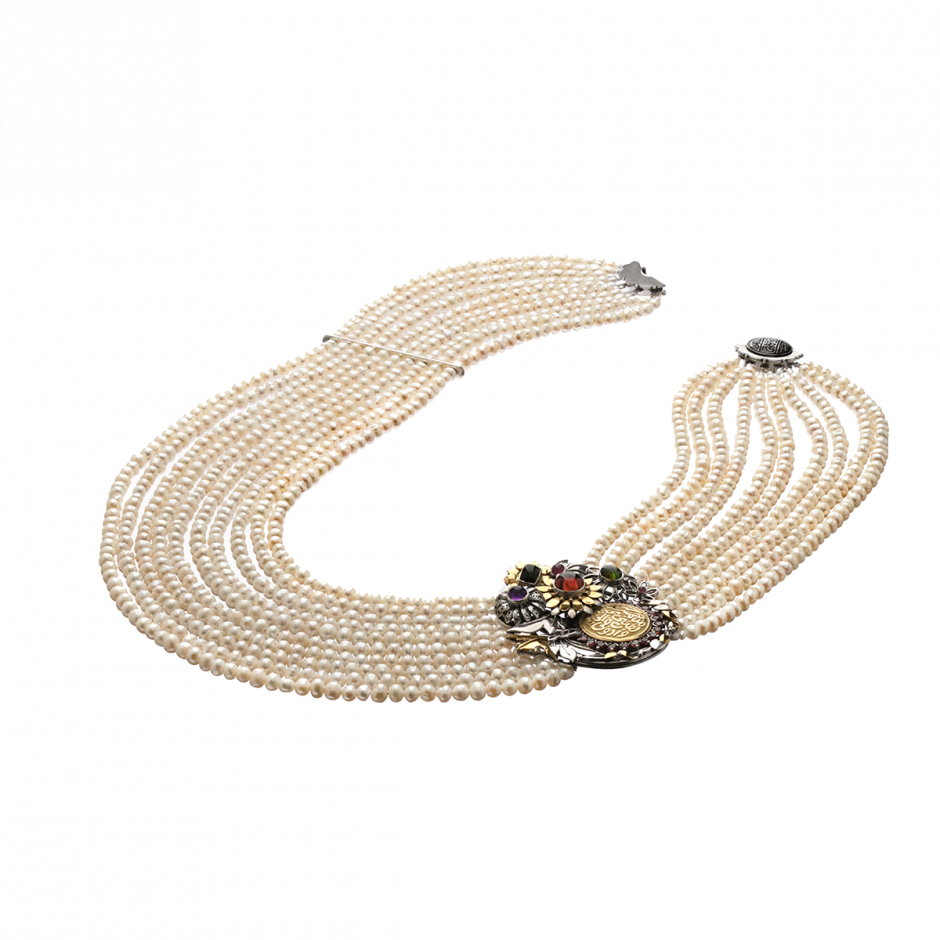 Timeless Beaded Necklace