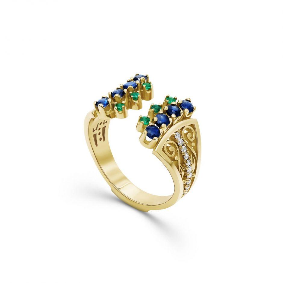 Ajouré Ottoman Ring
