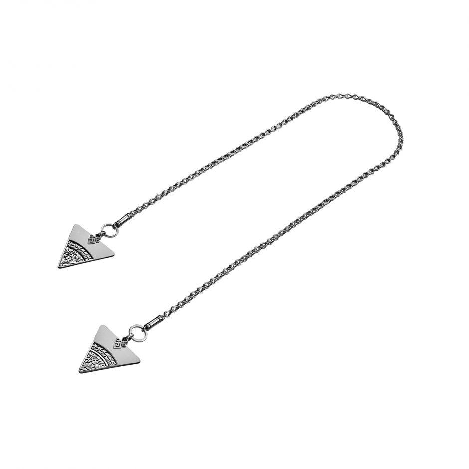 Fibula Multi-Way Necklace