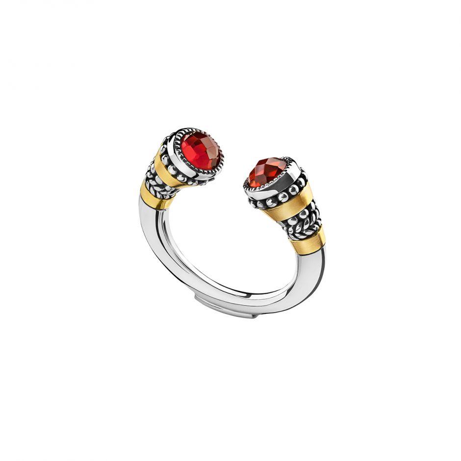 Stone Tiger Ring