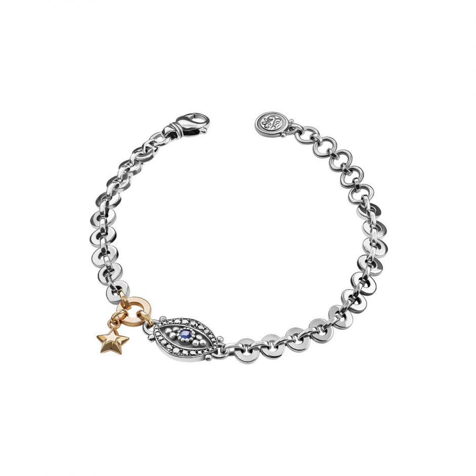 Eye & Star Bracelet