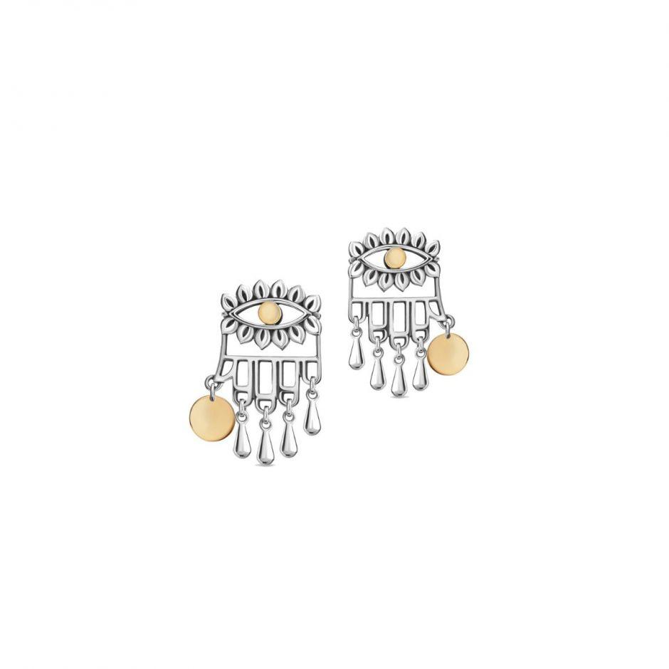Eye-Kaf Earrings