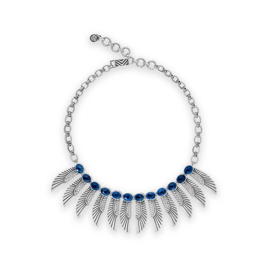 Winged Goddess Necklace