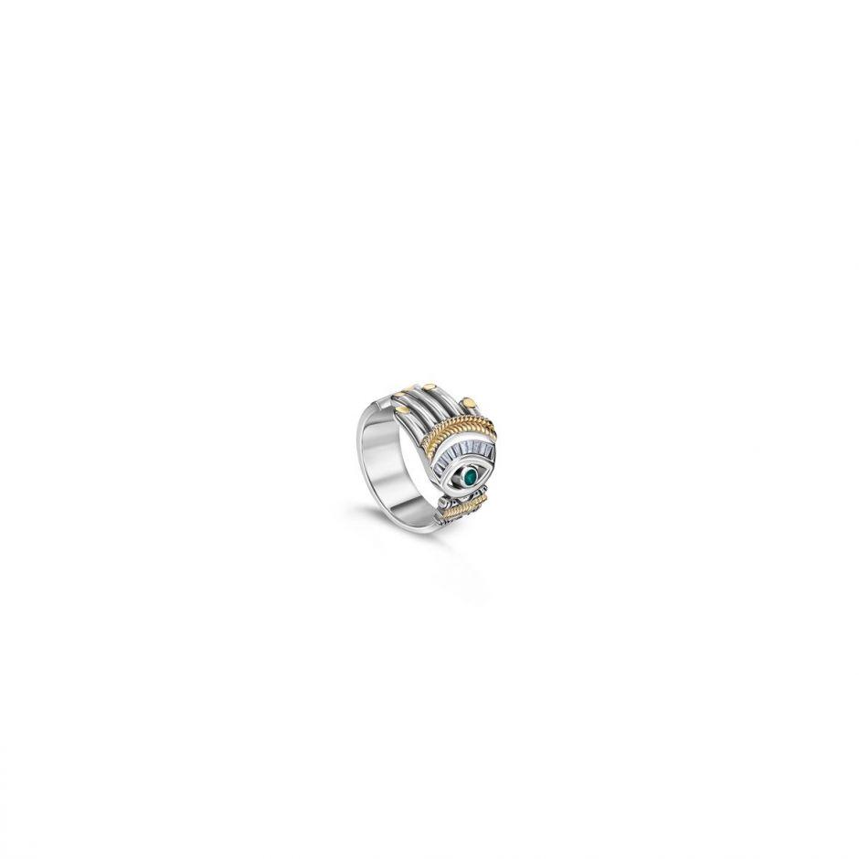 Kaf Wrap Ring