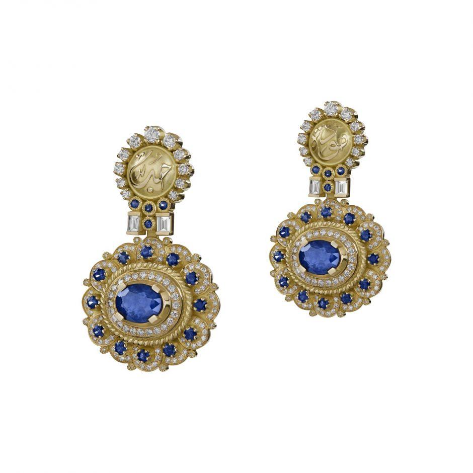 Royal Ottoman Earrings