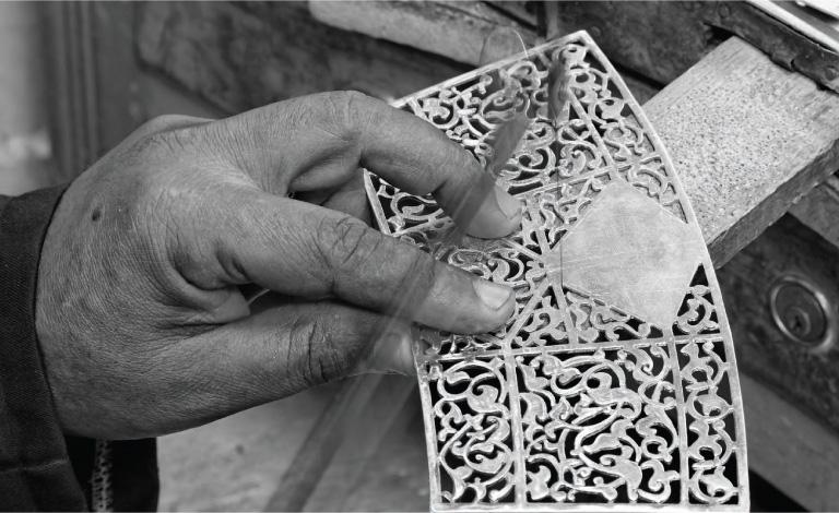 Intricite Craftsmanship